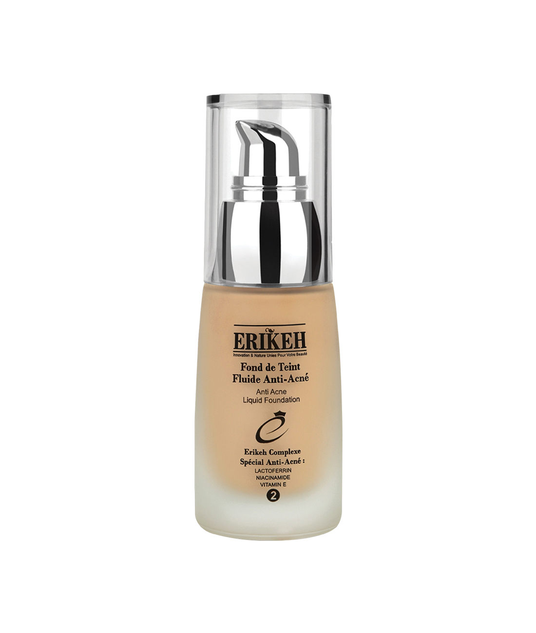 Anti-Acne Liquid Foundation2